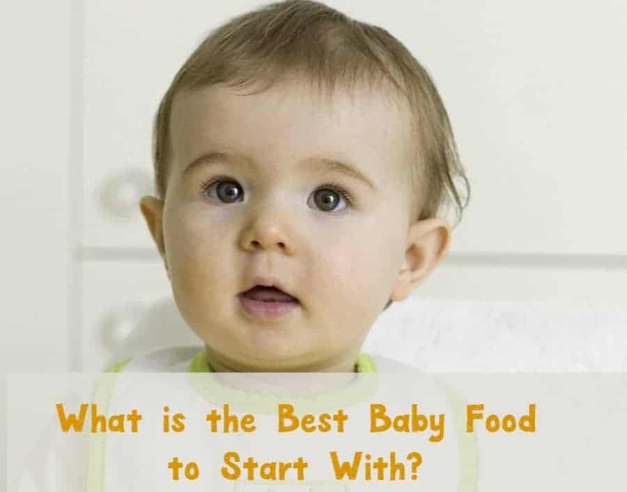 What is the best baby food to start with? Check out our guide to transitioning to solids and picking the perfect foods for your tiny tot!