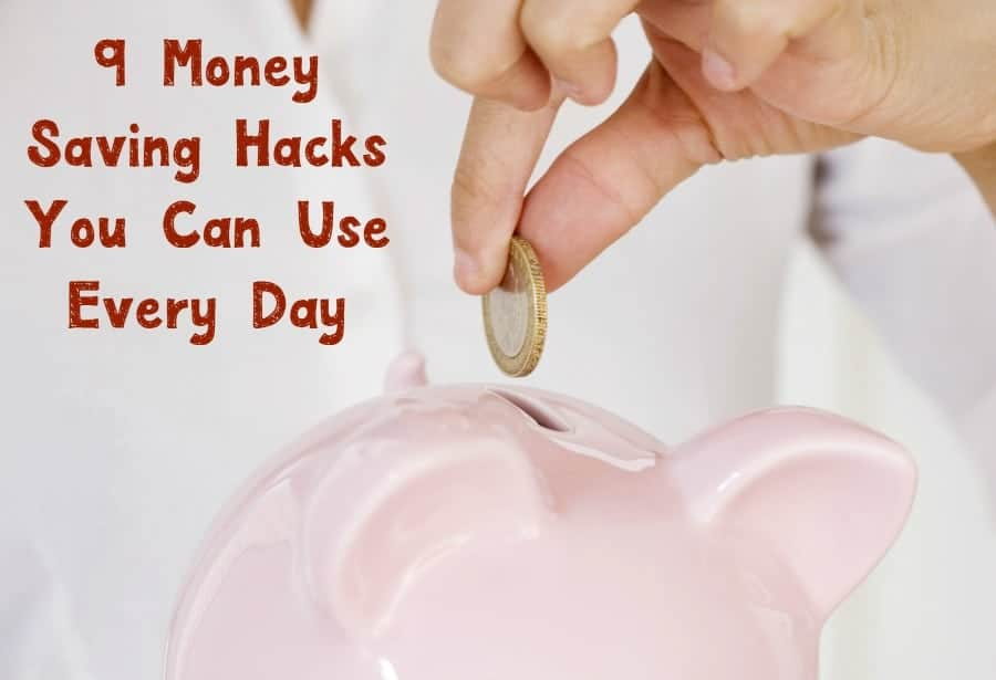 Looking for money saving hacks that you can use on a daily basis? Check out a few of our favorite ways to squeeze some extra funds out of your paycheck!