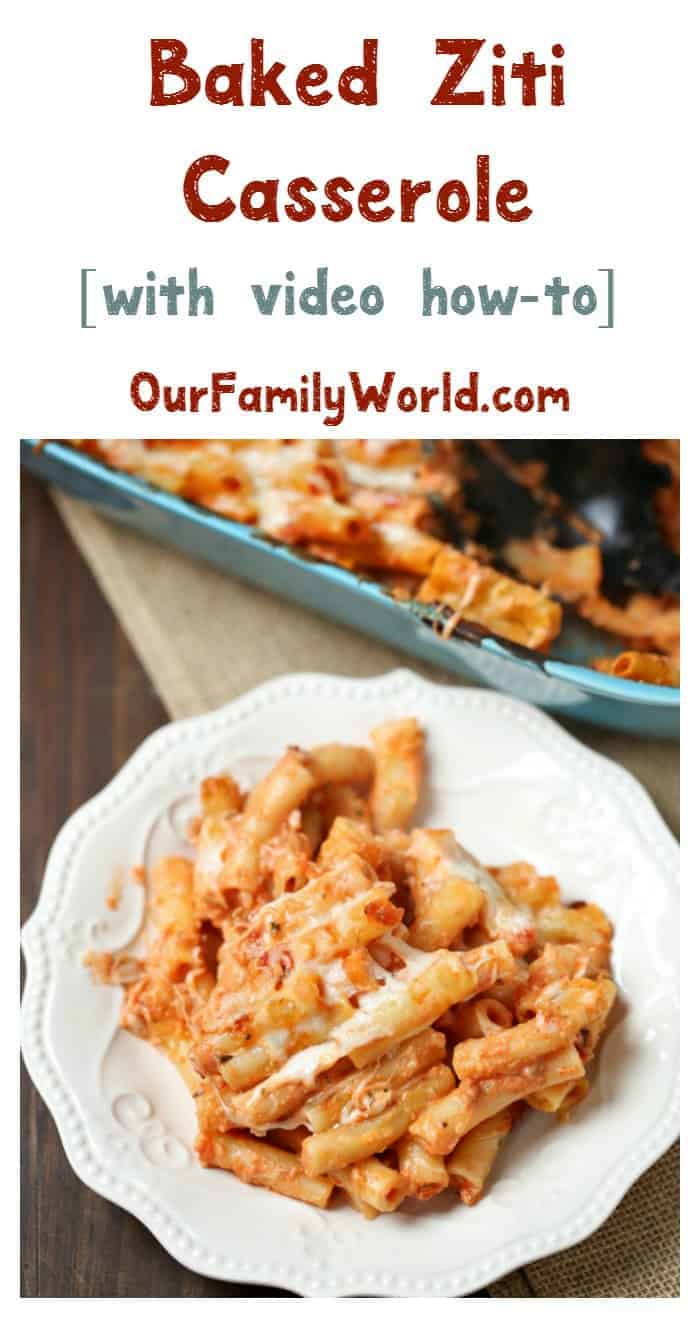 baked-ziti-easy-vegetarian-dinner-recipe