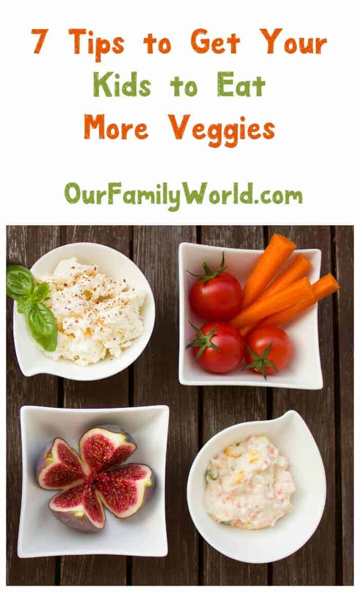 Got a picky eater? Check out these 7 great parenting tips to actually get your child to eat more veggies without a struggle!