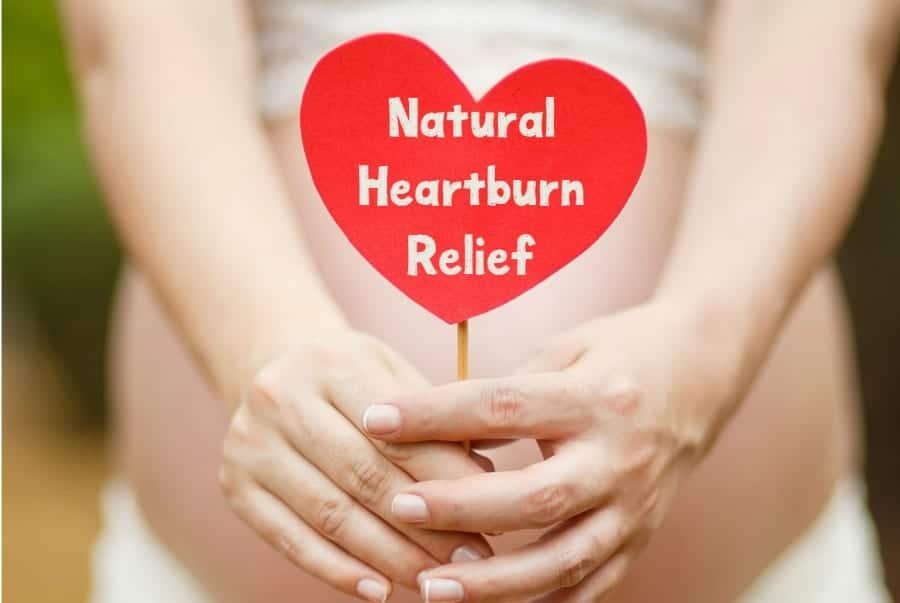 Looking for natural heartburn relief during pregnancy? Check out these 7 safe remedies that can help relieve that burning, gnawing pain!