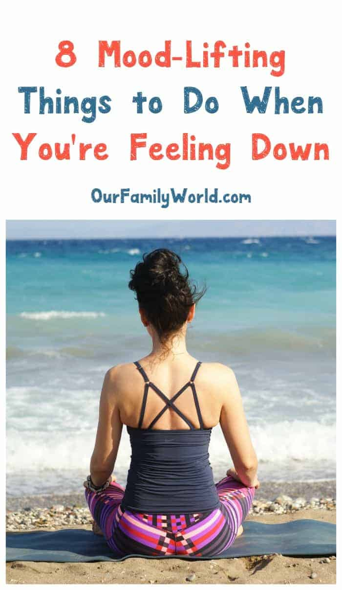 Boost your mood, fight depression and find some anxiety relief with these self-esteem activities for women that help you when you're feeling down.