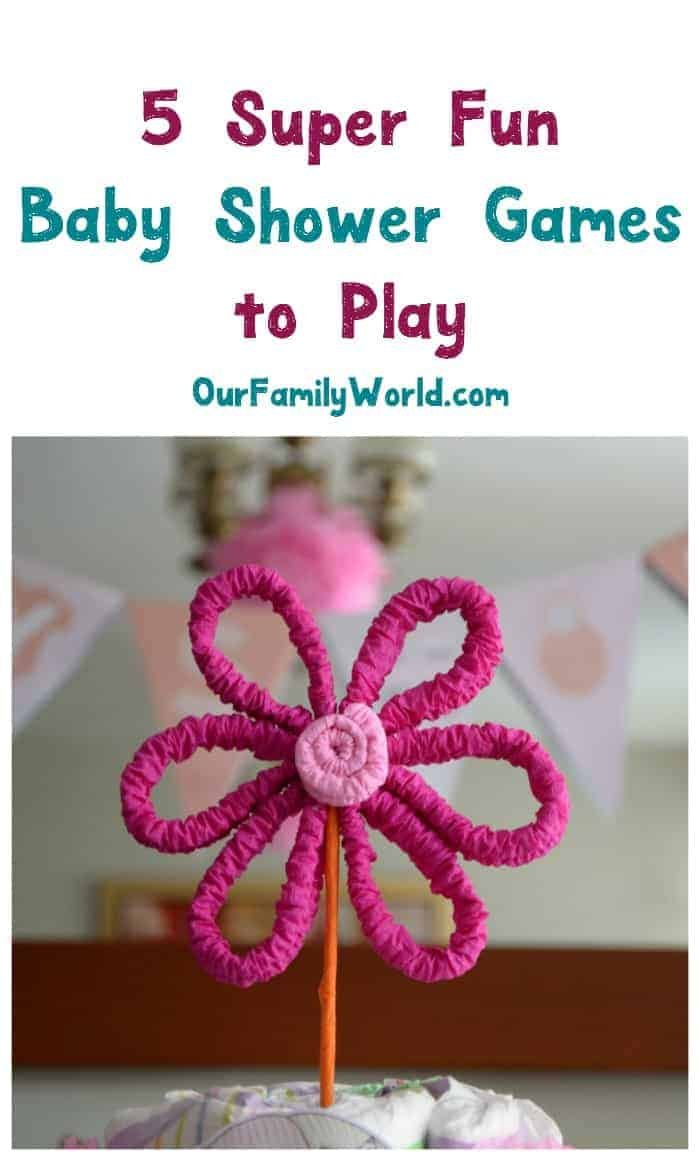 Need a few baby shower games to take your party from eh to epic? Check out our favorite ideas that your guests will love!