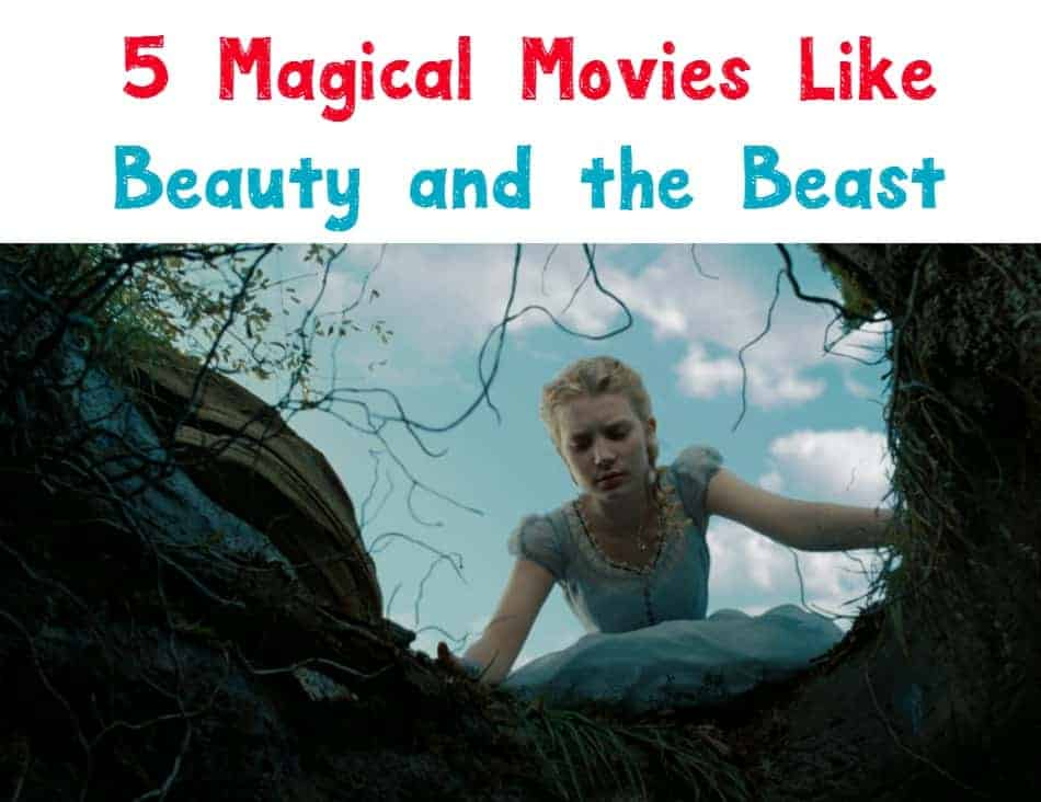 Looking for more magically adventurous movies like Beauty and the Beast to add to your watch list? Check out 5 more of our favorites!