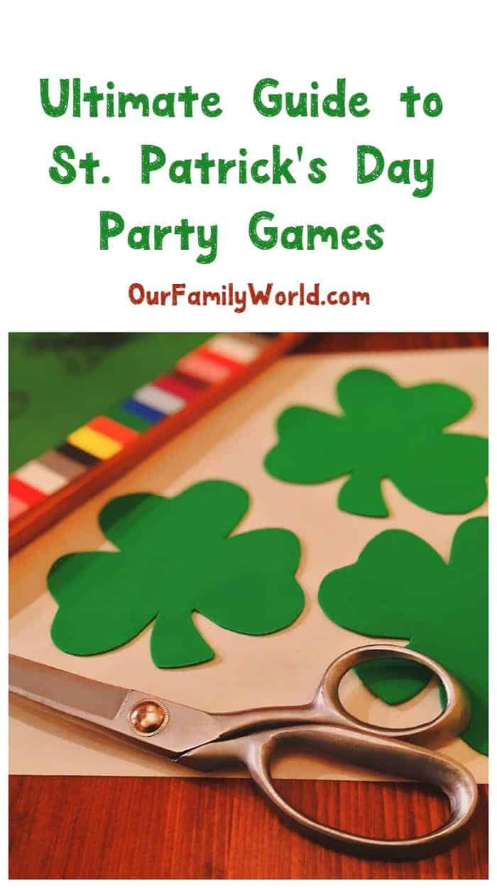 Take your Irish pride to the next level with these 4 ultimate St. Patrick's Day party games to try! Read more now!