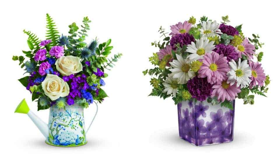 """This Mother's Day, show mom you're proud to be """"Just Like her"""" with a stunning bouquet from Teleflora! Check out our faves!"""