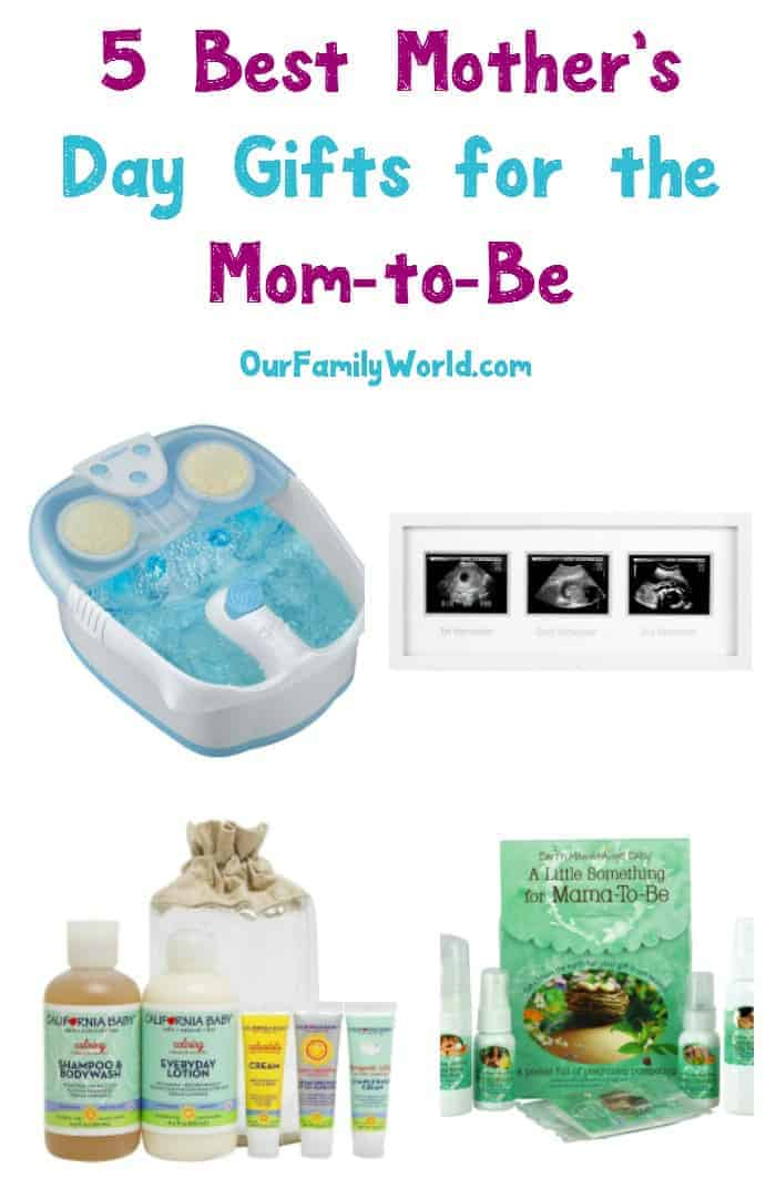 This Mother's Day, don't forget those new moms in the making! Check out 5 Mother's Day perfect gifts for mom-to-be!