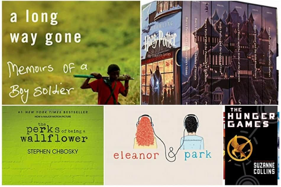 With literally millions of books out there, which stories should you actually encourage your teens to read? Check out 8 books you want your kids to read before they grow up!