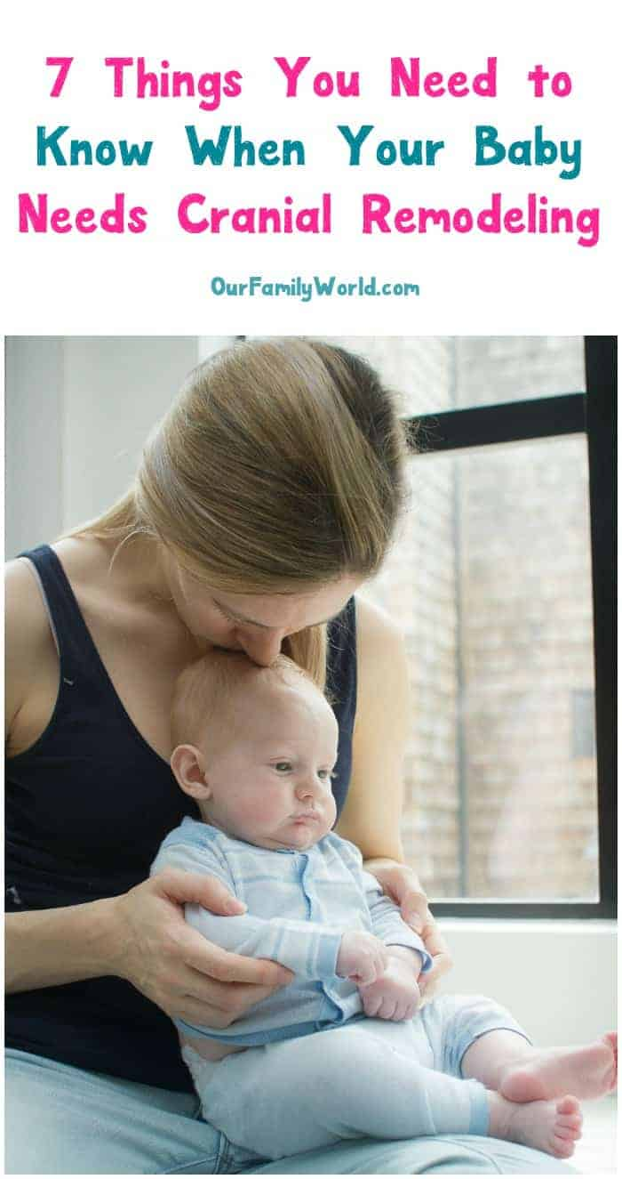 You just found out your baby needs cranial remodeling. Now what? Check out 7 things you need to know about what comes next.