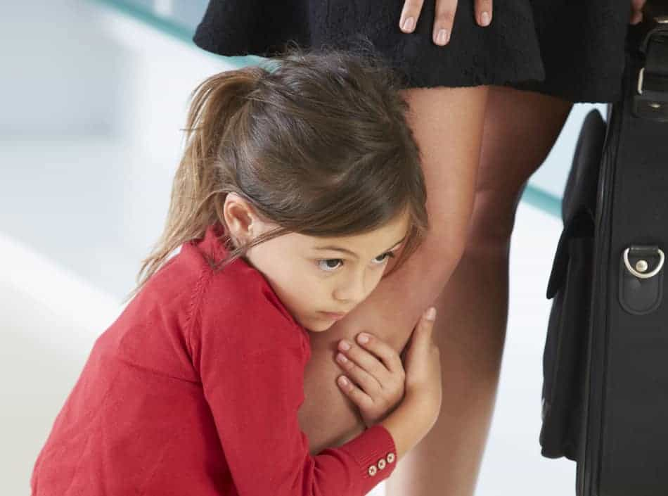 Got a nervous nelly on your hands? Check out 4 easy parenting tips that will help calm your kids' nerves fast!