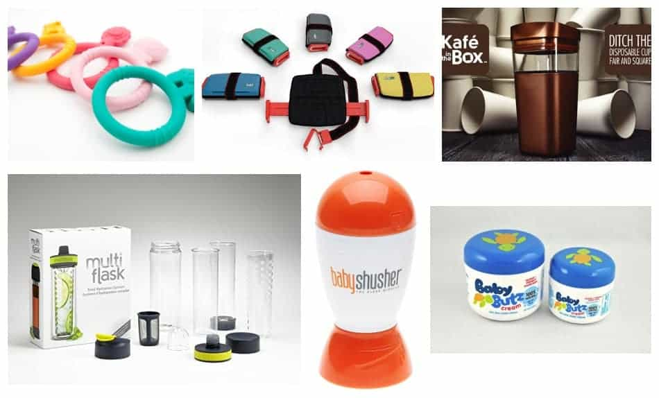 Solve all your toughest mom dilemmas with these 6 clever products! Check them out and enter to win all six!