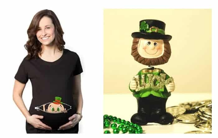 Looking for fun pregnancy announcement ideas for St. Patrick's Day? We've got you covered! Check out these 10 adorable ways to celebrate the luck of the Irish!