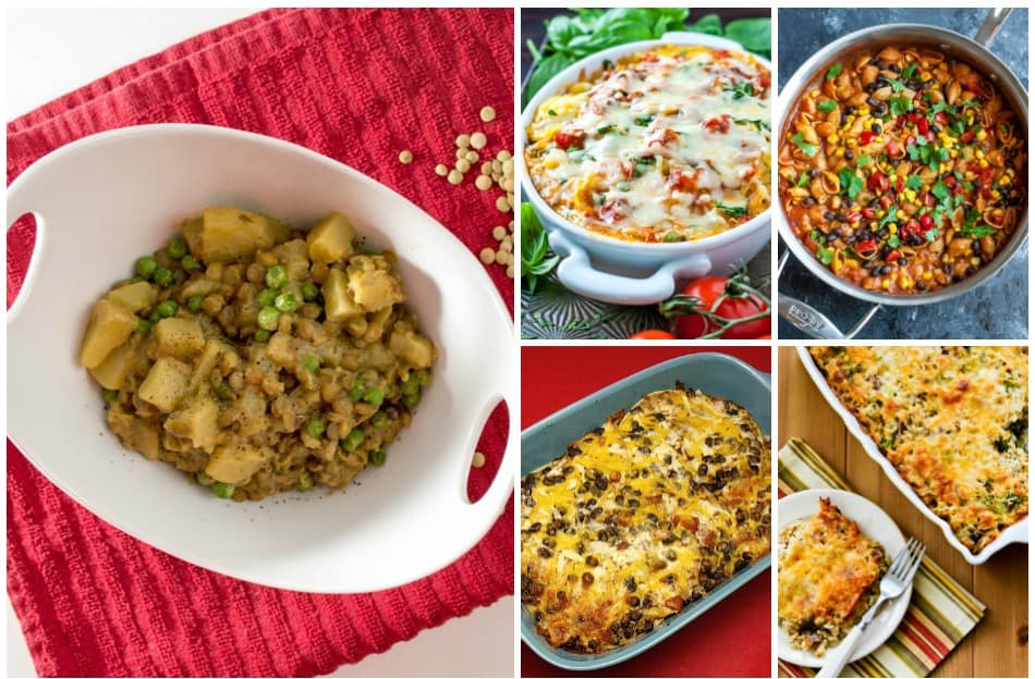 If you are a vegetarian or if you just want some great meat free options I have found 17 of the Best Vegetarian Casseroles for you to work into your dinner rotation.