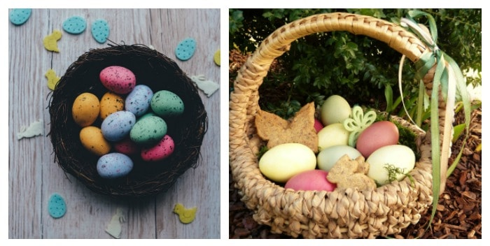 Looking for cute DIY Easter basket ideas for your whole family that look absolutely amazing? These 15 ideas are pretty egg-cellent, if I do say so myself! Check them out!