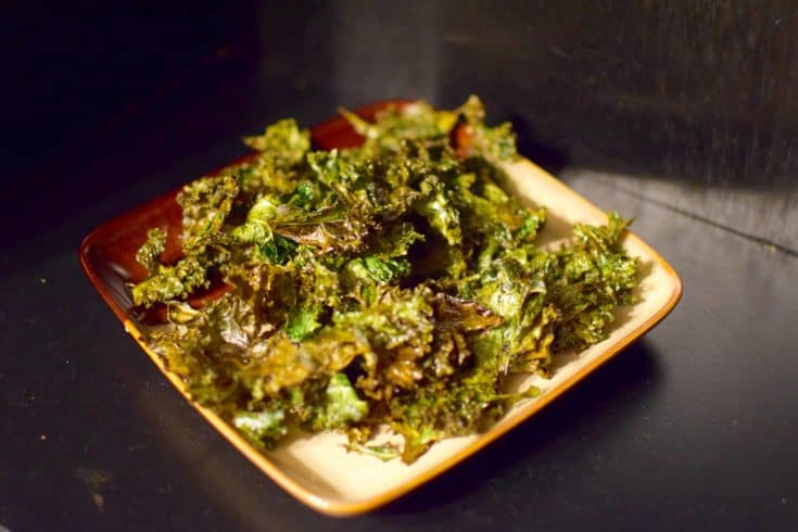 Kale Chips That Your Kids Will Love