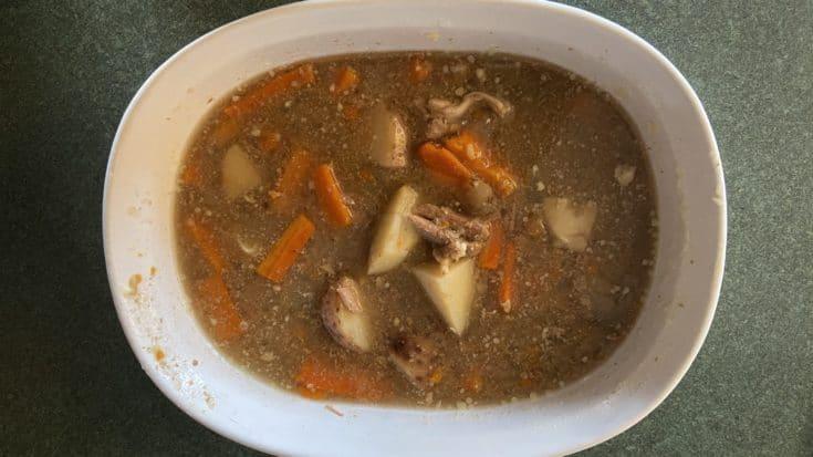 Comforting Round Steak Stew