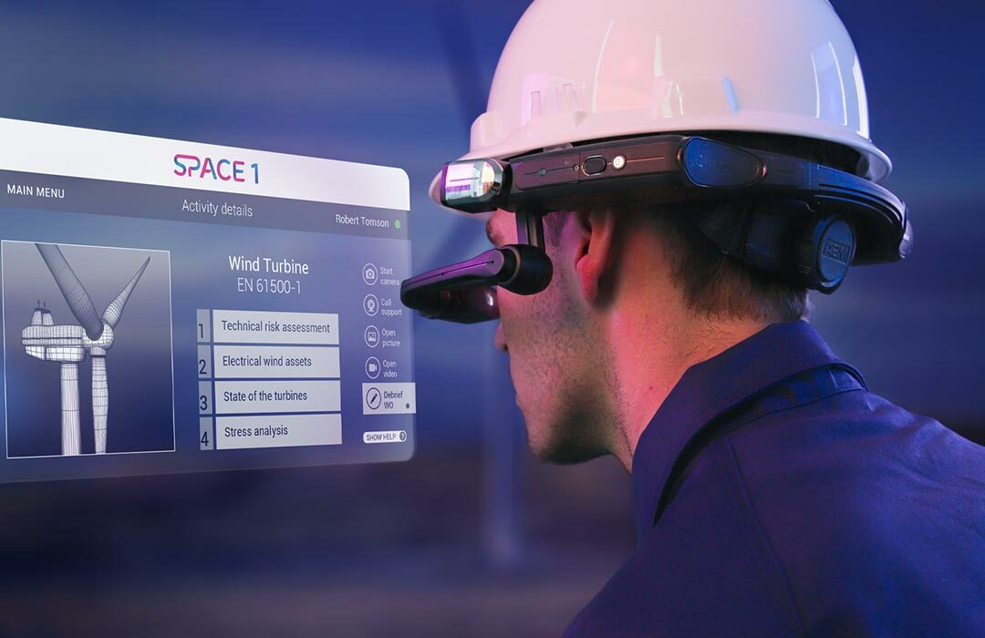 SPACE1 Augmented Collaboration: AR and AI combine in the 3.0 release