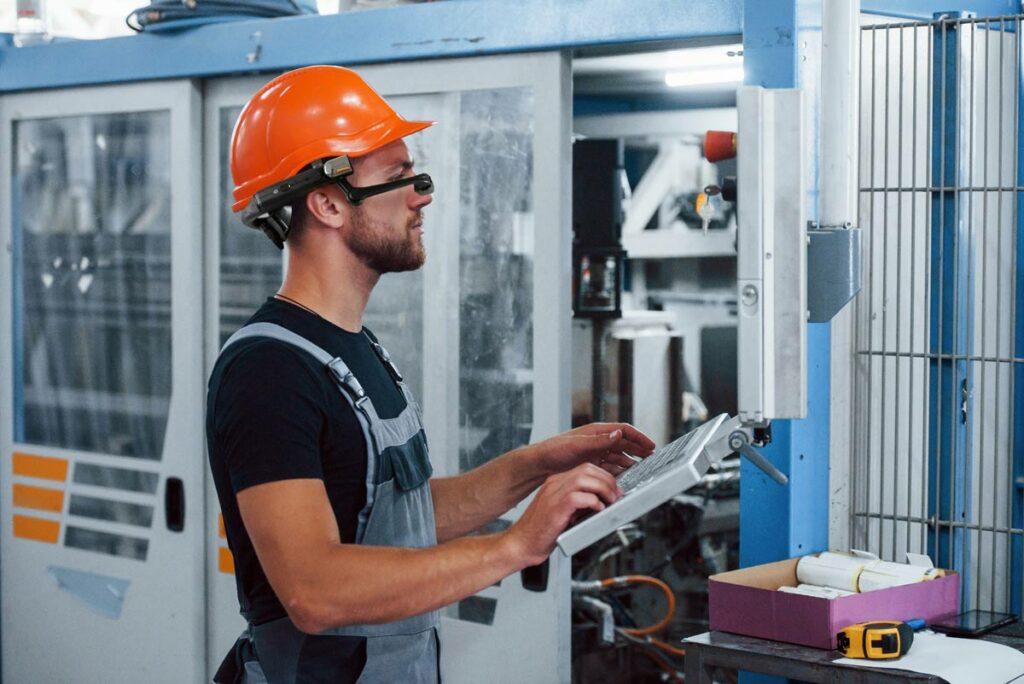 OverIT Augmented Reality RealWear Industrial Manufacturing