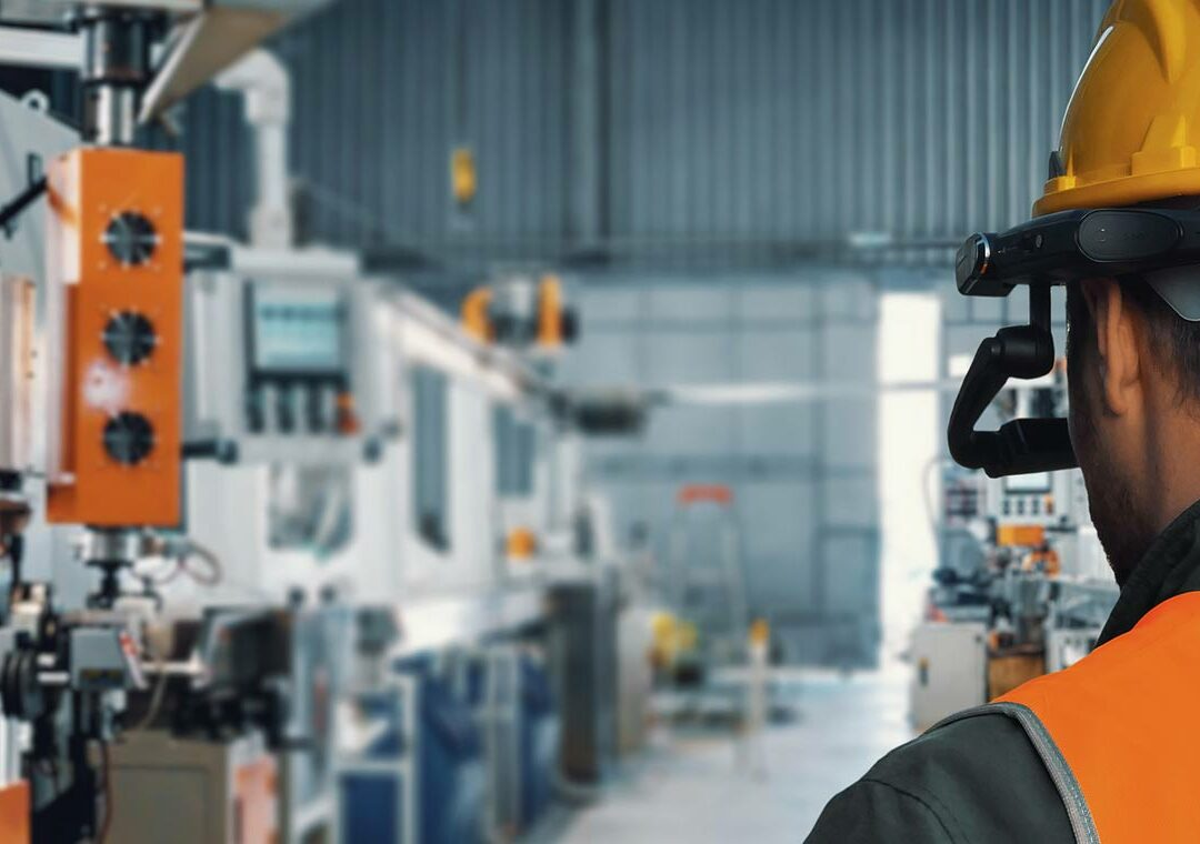 How Augmented, Mixed and Virtual Reality can reshape Industrial Manufacturing [and beyond]