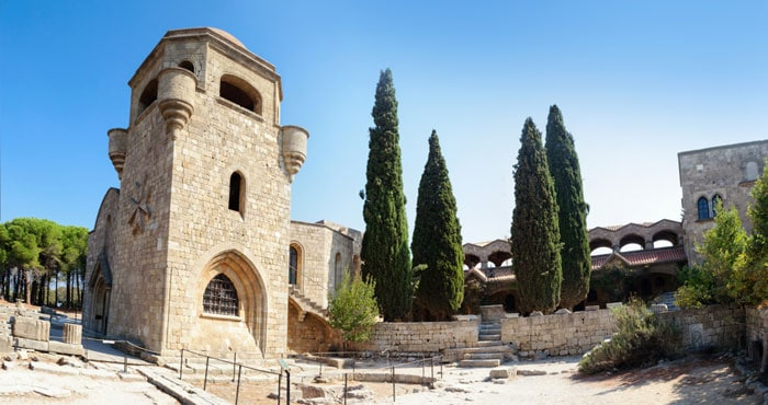 Filerimos Kloster