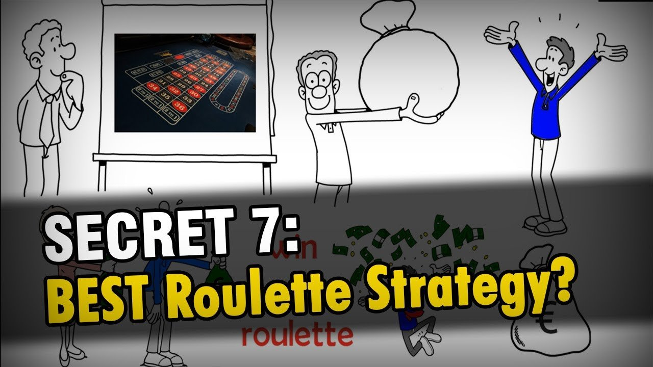 the best roulette strategy