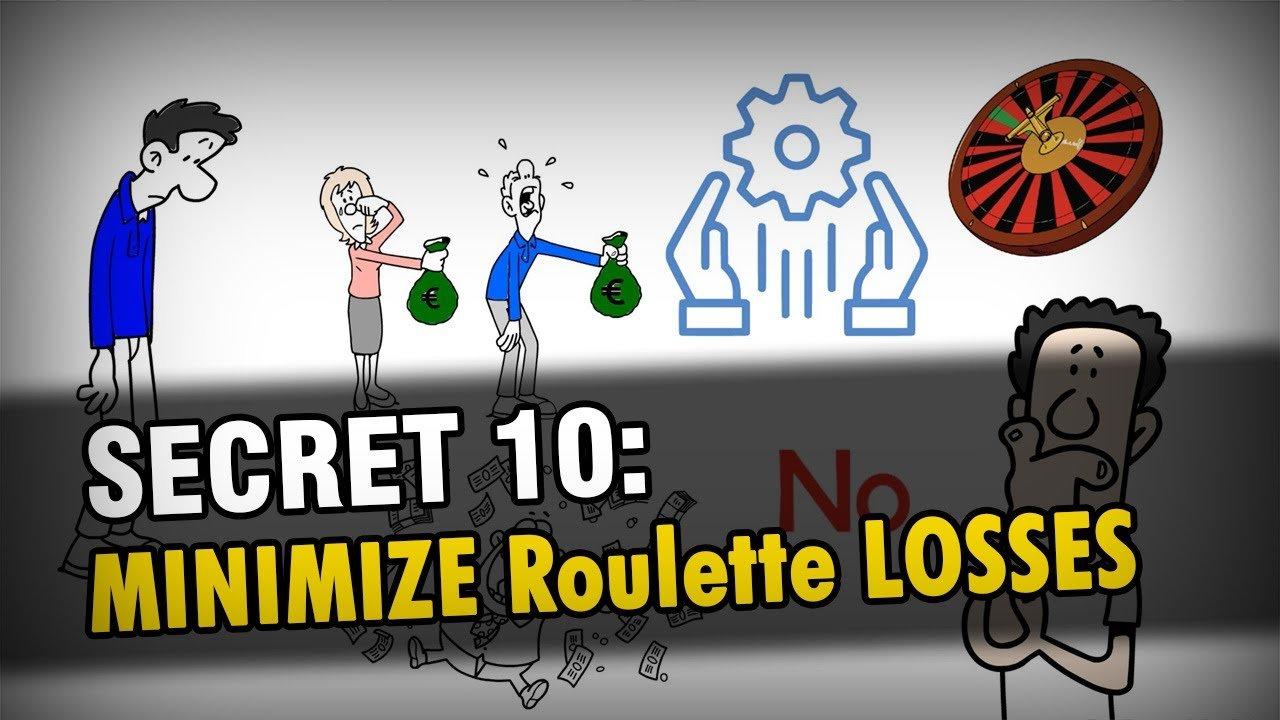 reduce roulette losses