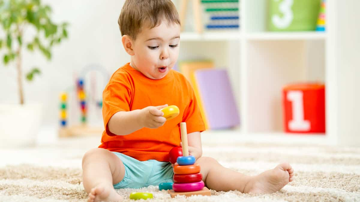 Best STEM Toys for 1 Year Old