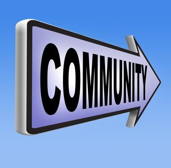 banner, outreach, communication, community, community group, community help, community human, community local, friends, group, people, word, text
