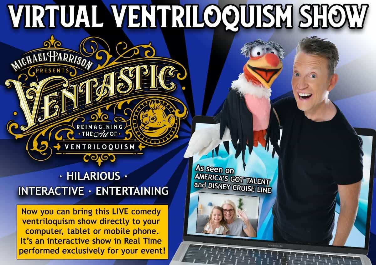 How to Book the Best Virtual Comedy Show for your Online Event