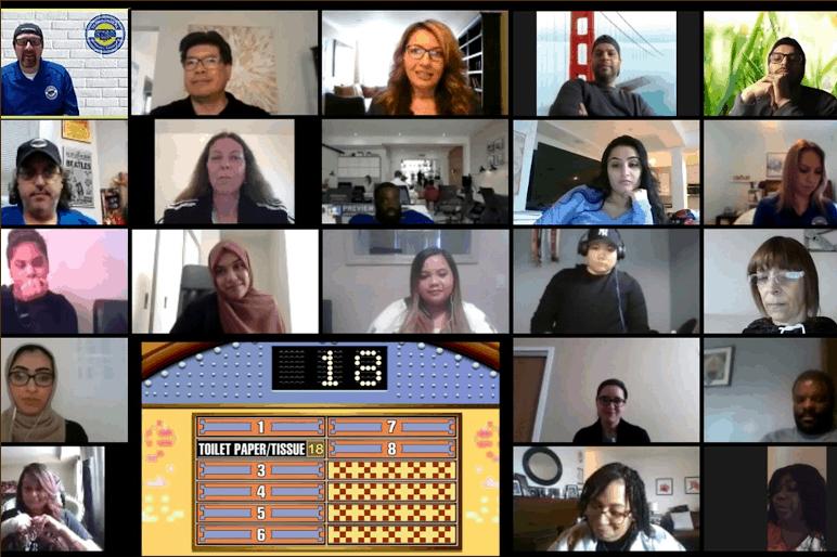 virtual game show