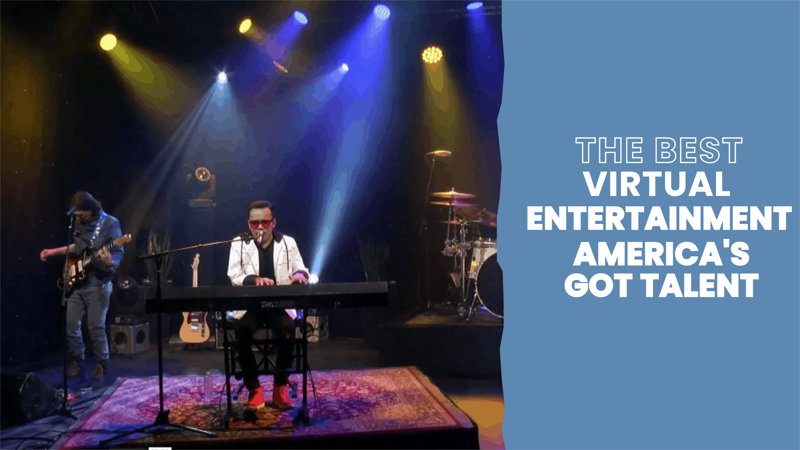 Hire the Best Virtual Entertainers from America's Got Talent