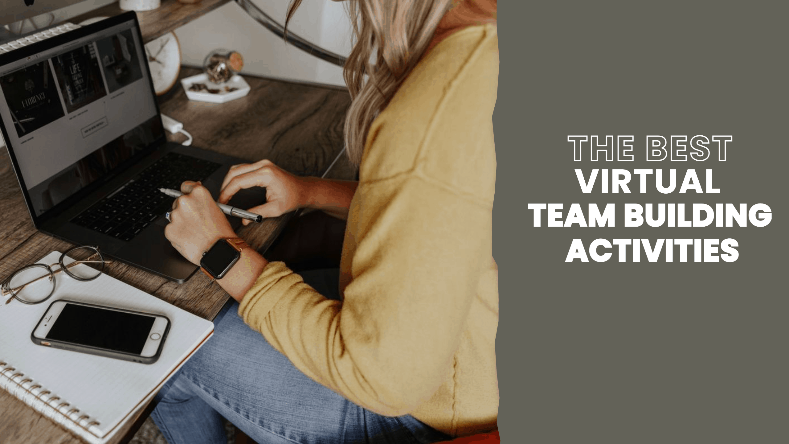 The Best Virtual Team Building Activities