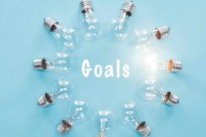goal journal, setting goals for yourself, goal setting journal