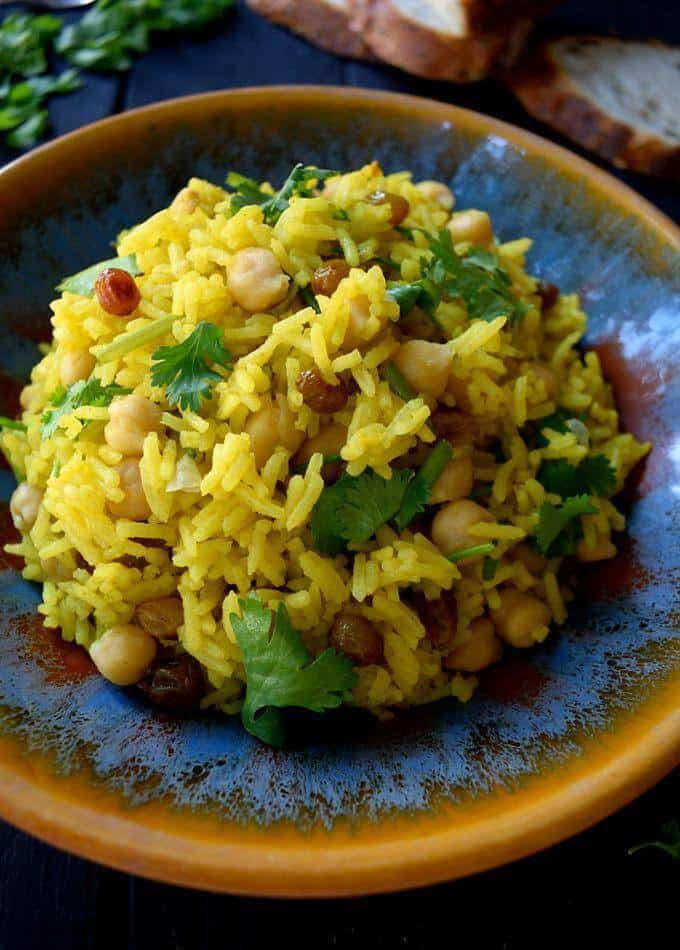 Curried Rice indian curry recipe ideas