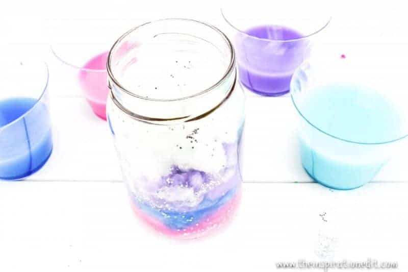 adding layers to create a solar system jar