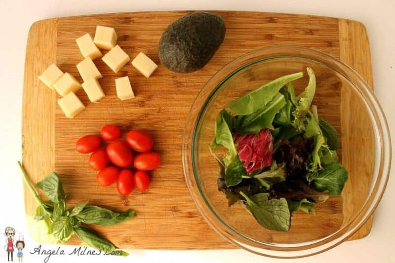caprese salad recipe