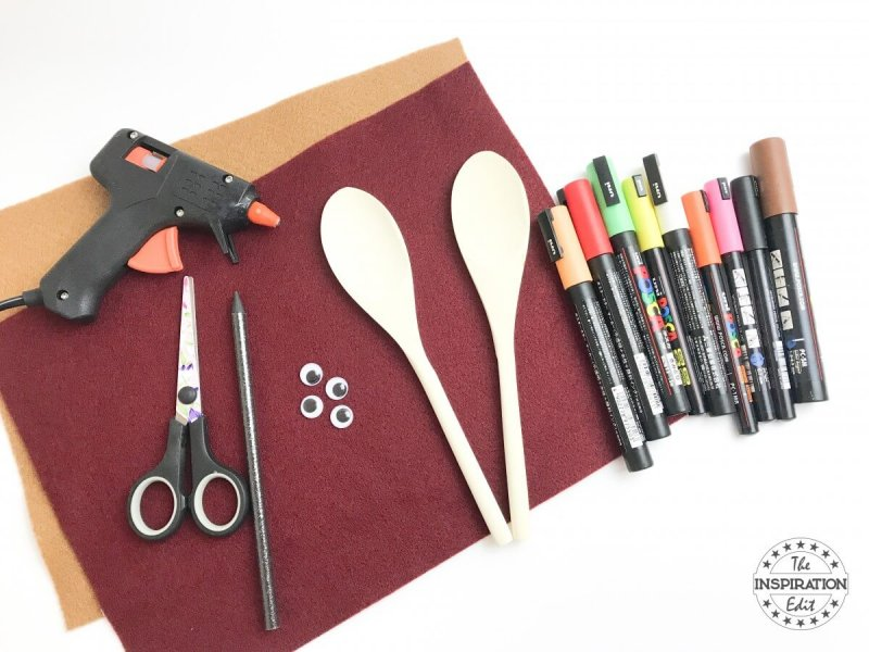 story spoons supplies