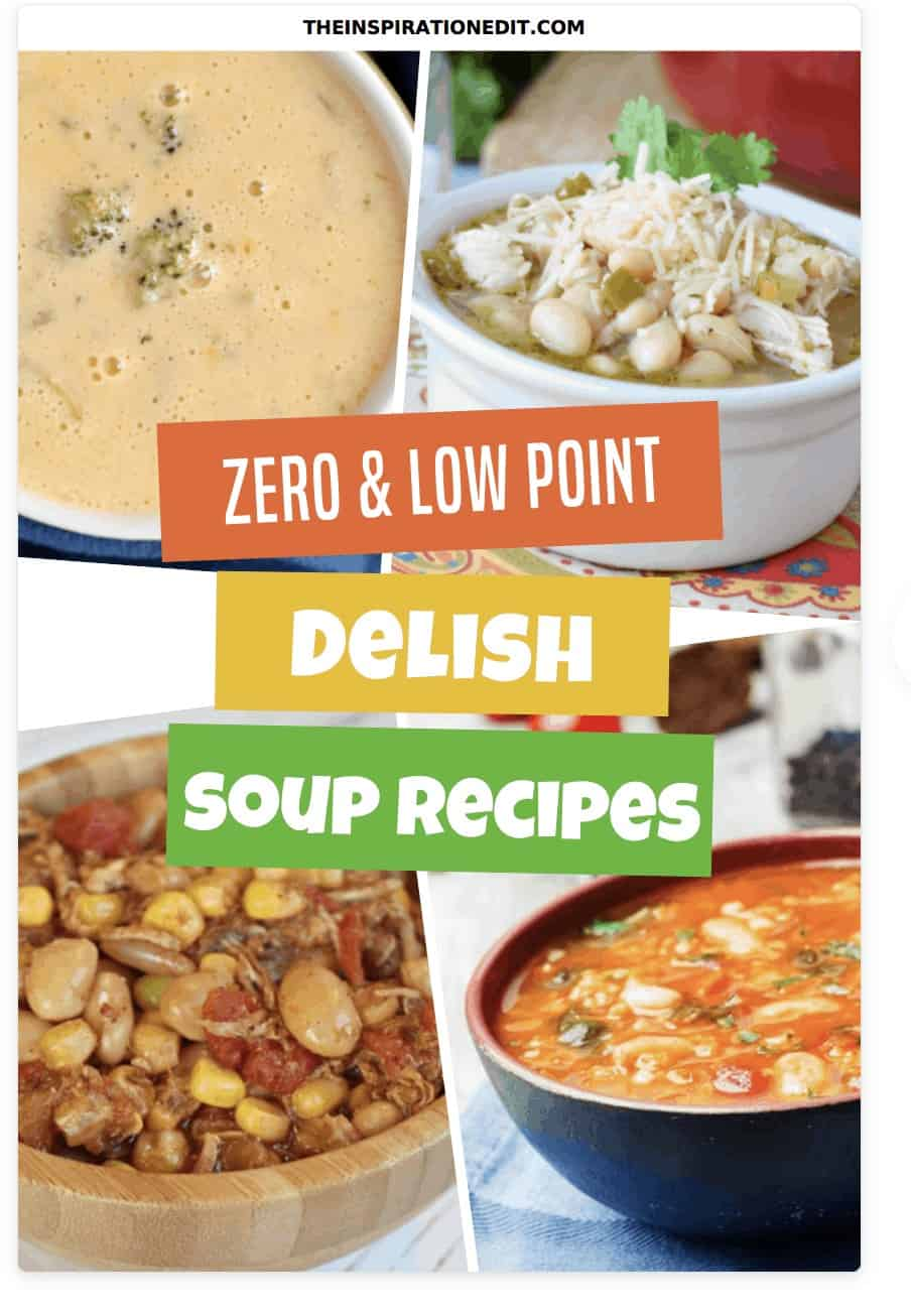low point soup weight watchers