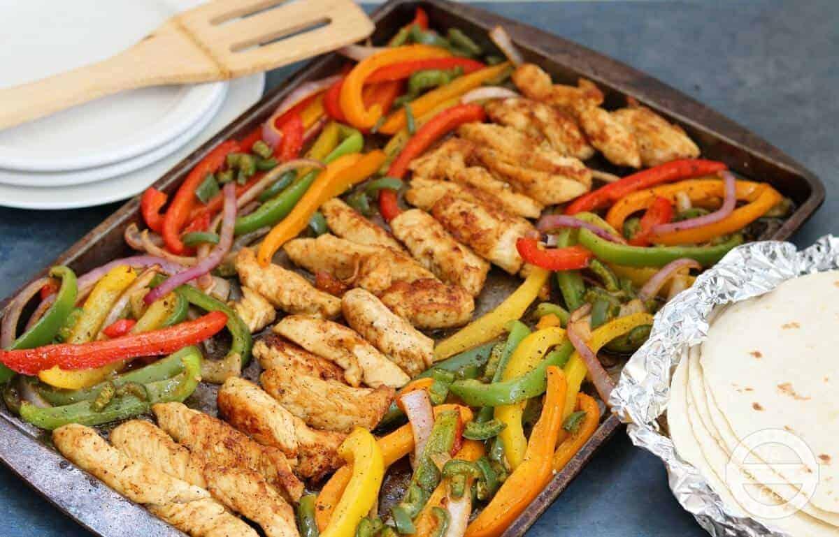 Weight Watchers fajitas Recipe healthy chicken fajitas with zero points,