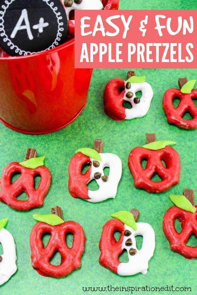 apple pretzels