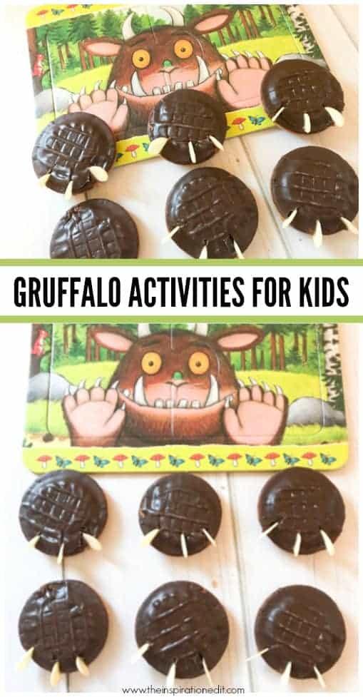 gruffalo activities for kids