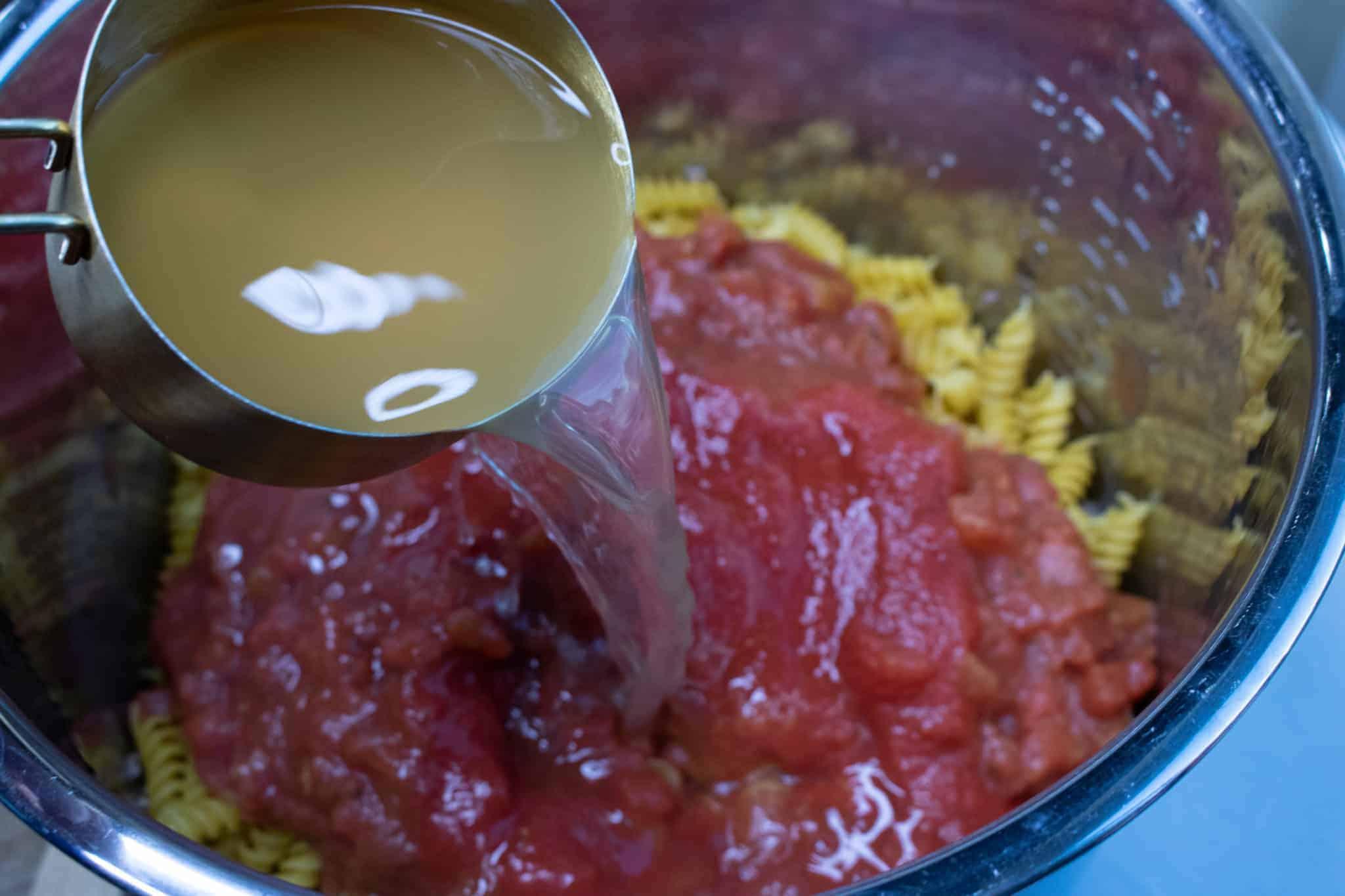 instant pot cheeseburger pasta
