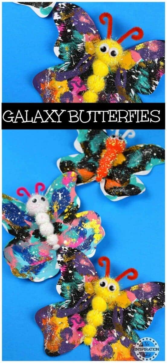 GALAXY BUTTERFLIES