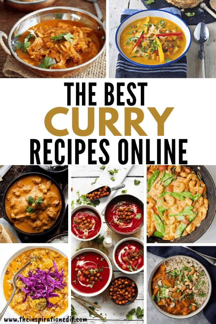 The Best Curry Recipes Online