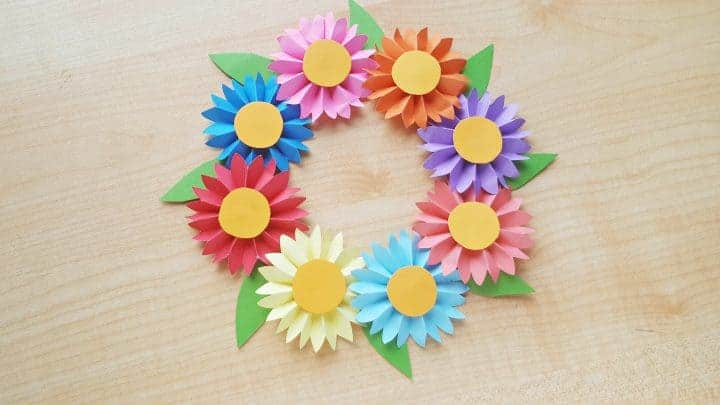 spring flower craft