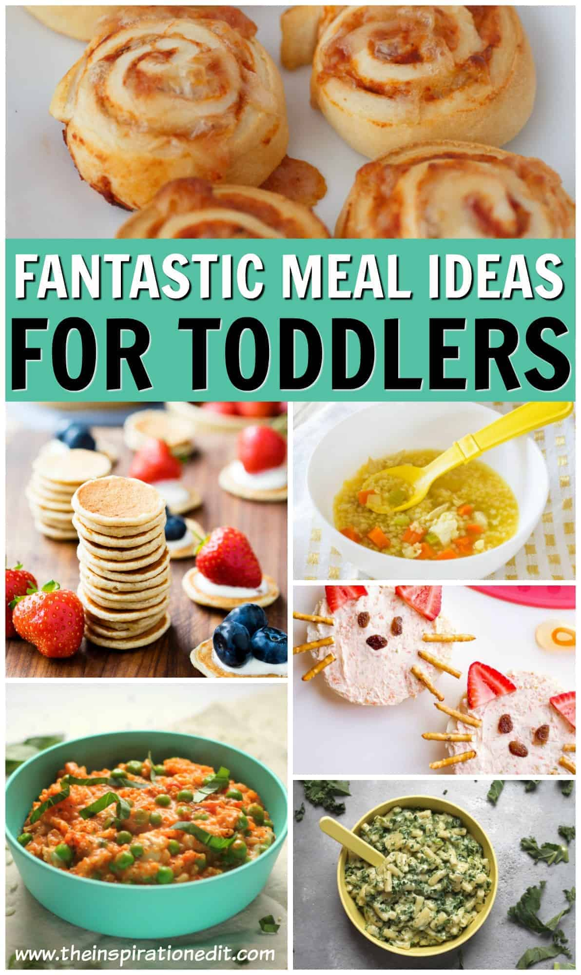 healthy meal ideas for toddlers