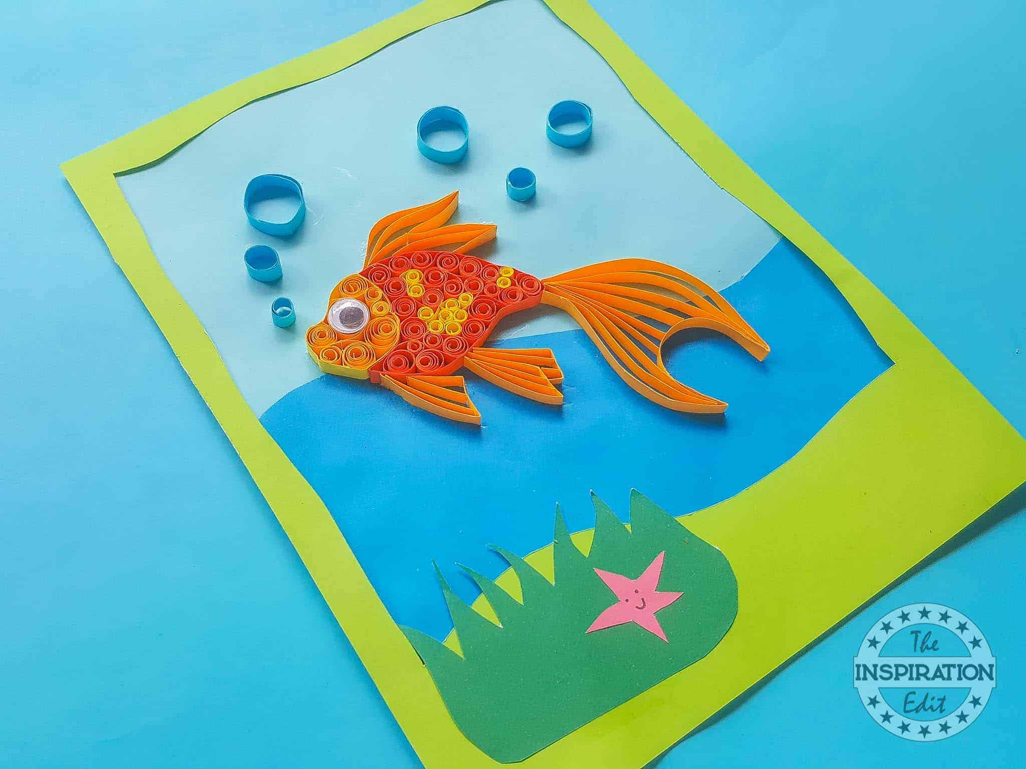 Goldfish Craft