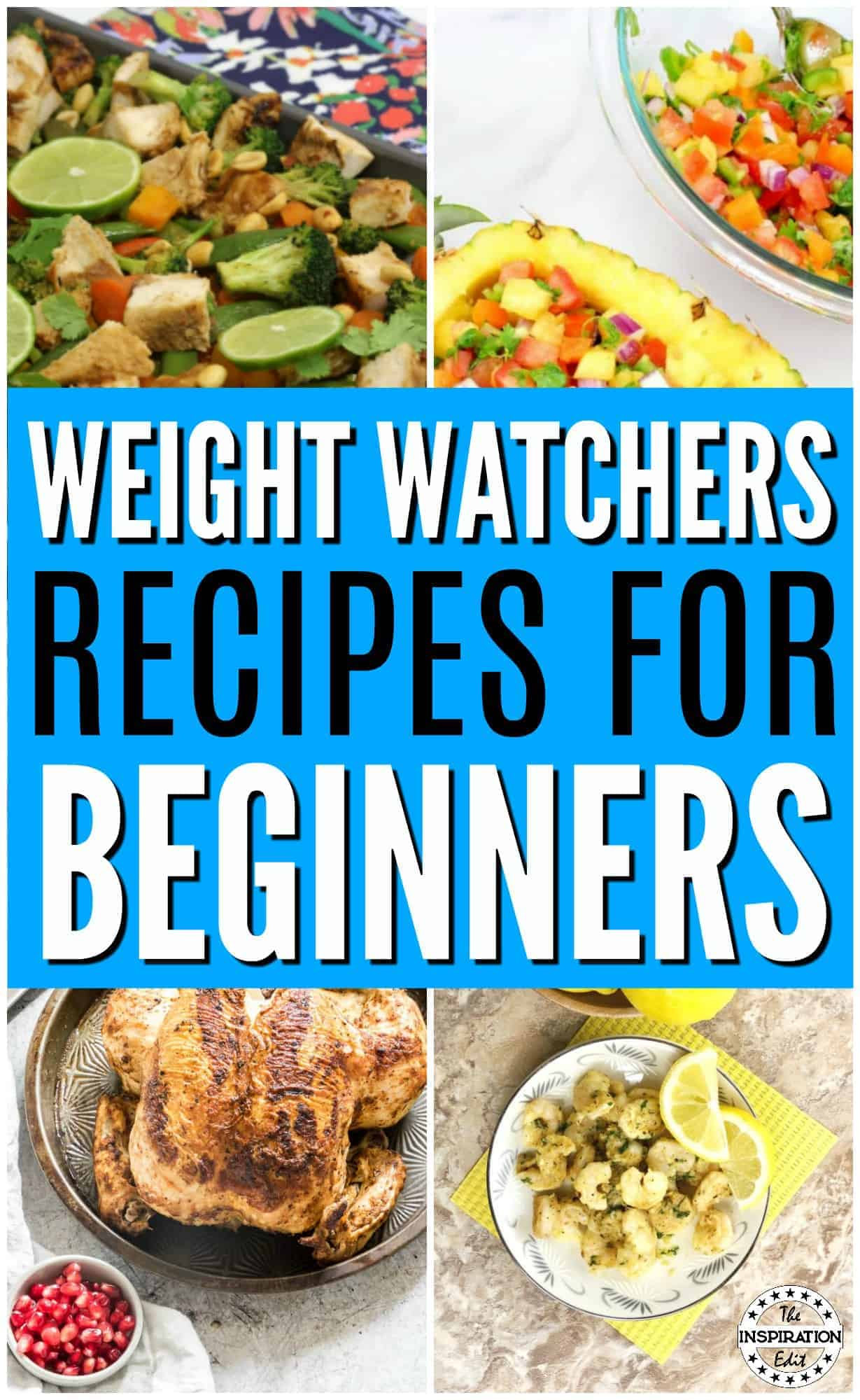 simple and easy weight watchers recipes for beginners