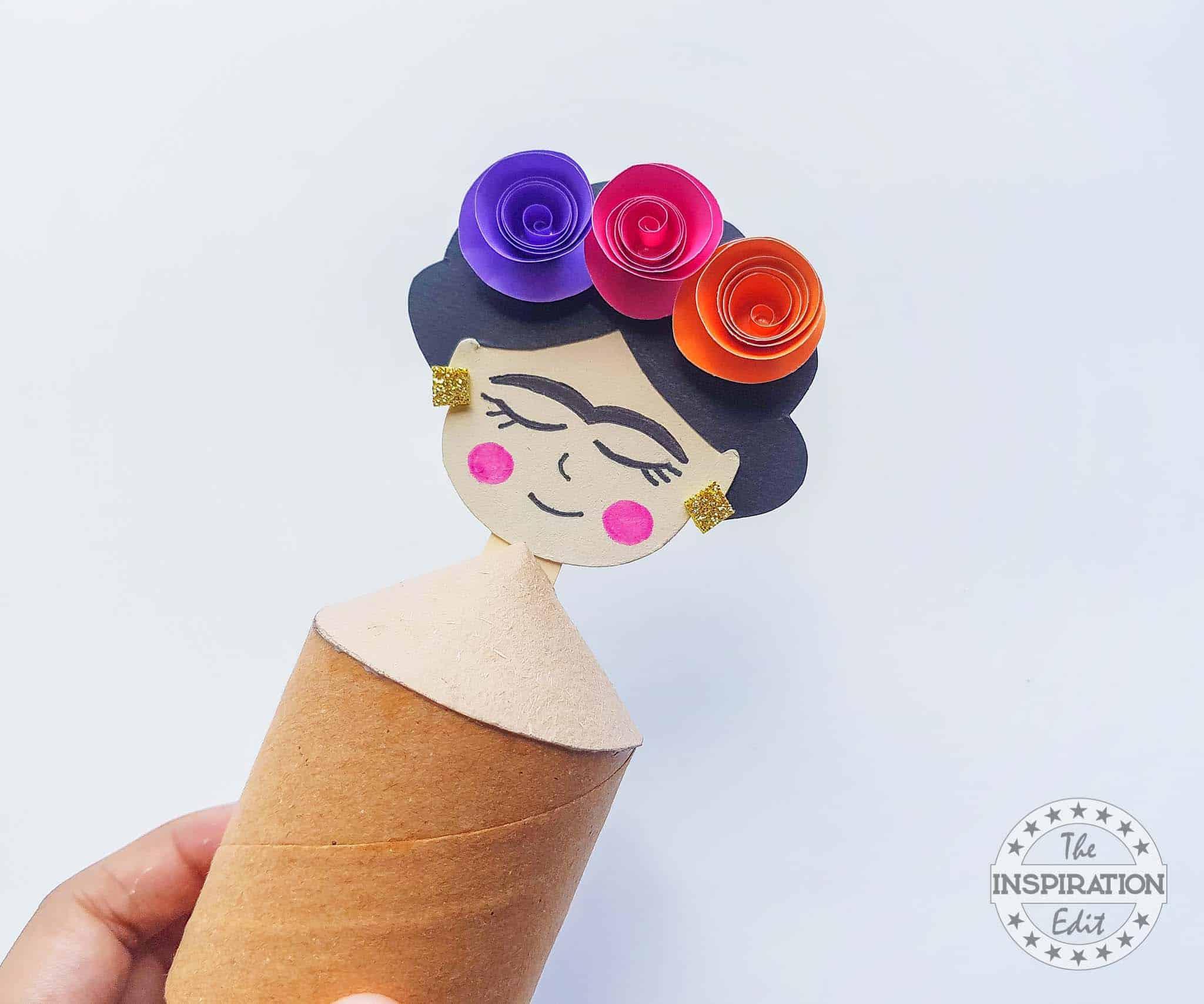 Paper Doll Craft