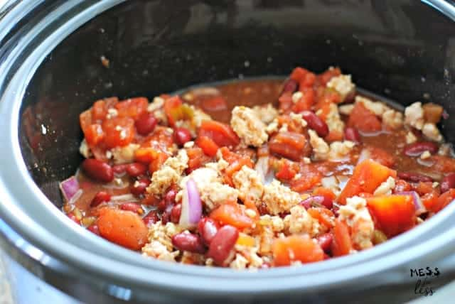 weight watchers instant pot chili